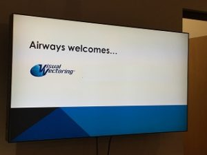 VV Visits Airways, September 2016